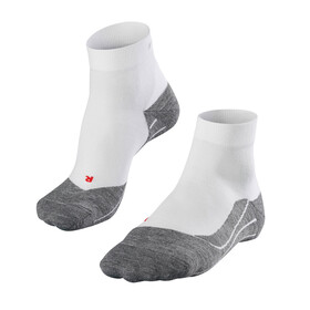 Falke RU4 Running Socks Men grey/white